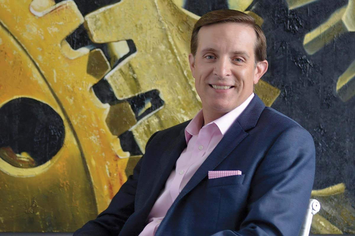 Jeff Helminski, co-founder and managing partner, Auxo Investment Partners.