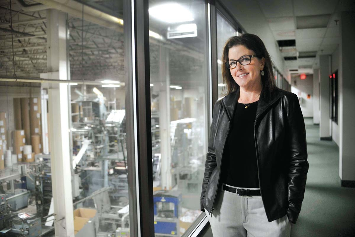 """The family-owned Stafford Media, which publishes the Greenville Daily News and operates Stafford Printing, is selling to Lapeer-based View Newspaper Group. Co-owner Julie Stafford is staying on after the sale to lead the 4,500-circulation six-day newspaper, where she's served as publisher since 2012. """"I'm just starting, so I really wasn't ready to be done,"""" Stafford said."""