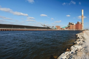 Remediation, property sale complete at former Muskegon coal plant site