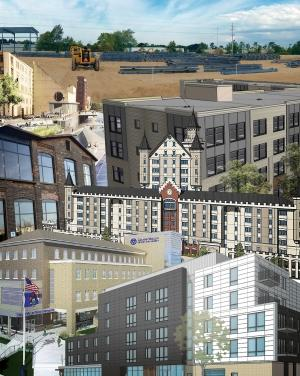 West Michigan's construction and development industry looks back  on a year full of highs, and the uncertainties ahead.