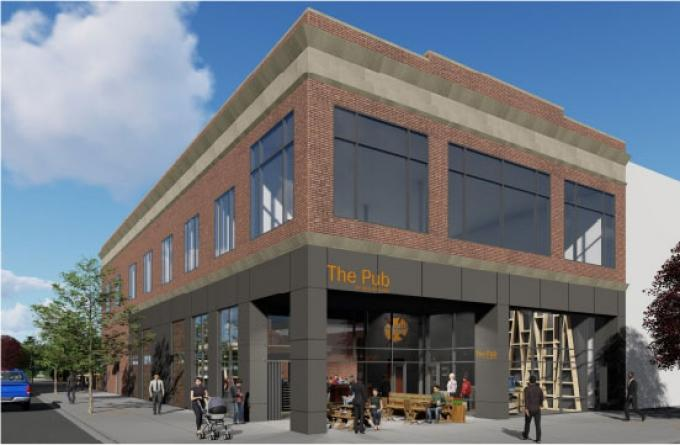 New Holland Brewing bought the property at 64 W. Michigan Ave. in downtown Battle Creek, where the company plans to open a satellite brewery and taproom.