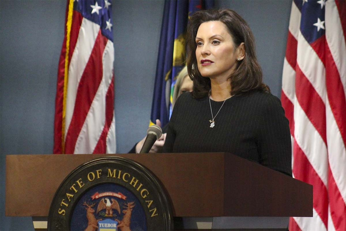 Whitmer announces tuition-free education for frontline workers