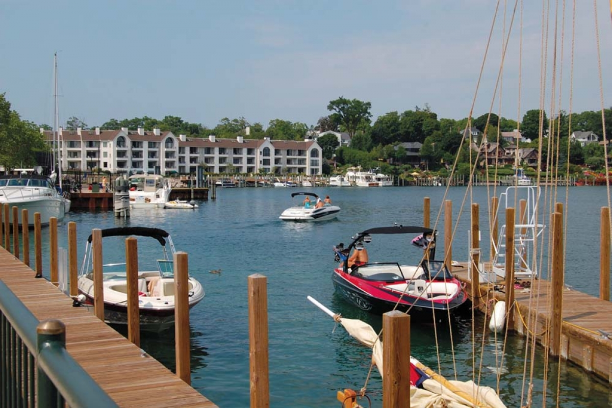 Seasonal towns like Petoskey in Northern Michigan struggle with the availability of affordable housing for workers in the tourism industry.