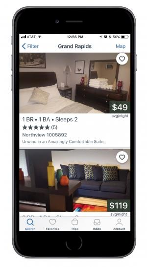 Apps like HomeAway from VRBO have allowed more people to offer short-term rentals of their properties.