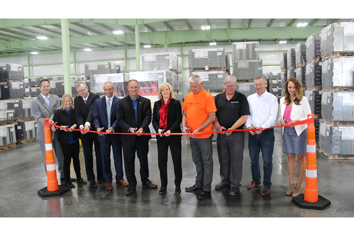 Citing steel customers' demands, HarbisonWalker invests $9M in Newaygo County expansion