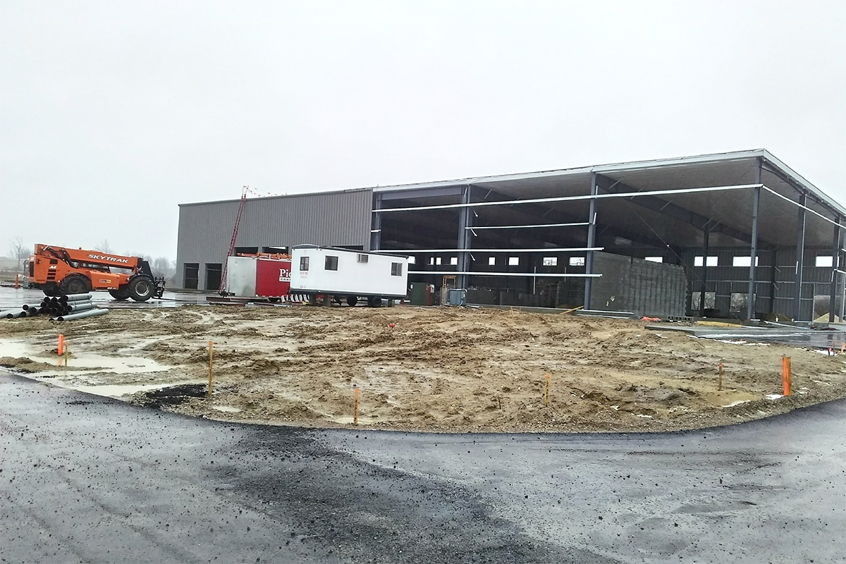 Hoekstra Electrical relocates to new $2M Holland facility