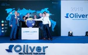 Oliver Products opened a new medical device and pharmaceutical packaging plant in Suzhou, China.