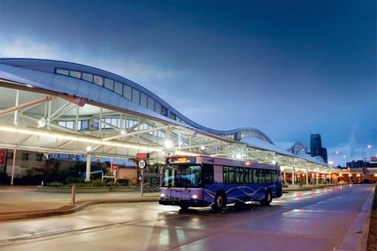 The Rapid limits public access to central station, closes Amtrak facility