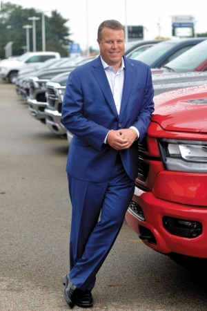 Aaron Zeigler, Zeigler Automotive Group
