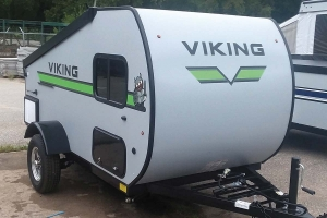 MADE IN MICHIGAN: Viking Products Inc. manufactures all Viking and Coachmen Clipper brand camping trailers out of two facilities in Southwest Michigan. The company, a division of Berkshire Hathaway, recently launched a reimagined teardrop-style camper in response to a slowing of the industry. The less expensive and smaller model fits with changing consumer tastes and can be towed by today's common four-cylinder fuel-efficient vehicles.