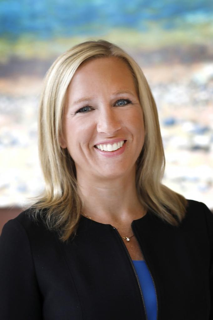 Spectrum Health President and CEO Tina Freese Decker.