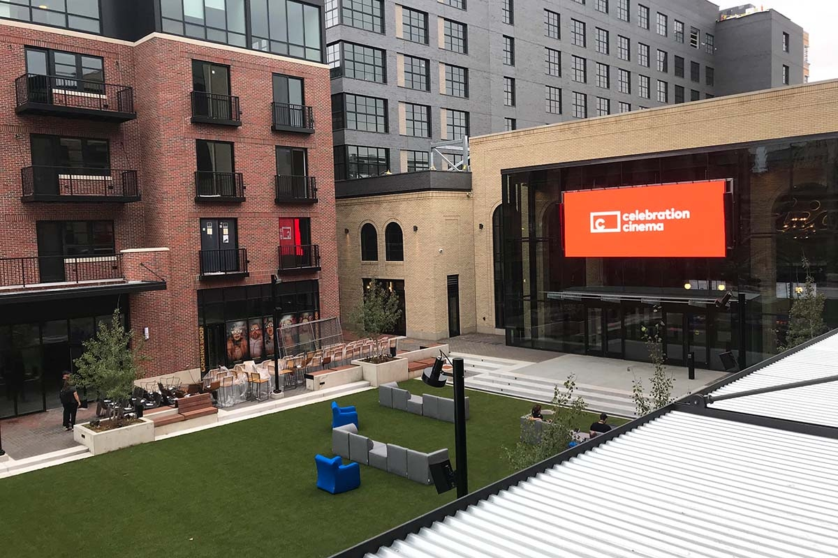 $160M Studio Park development celebrates opening