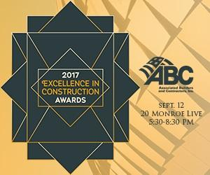 ABCWM Excellence in Construction Awards August 2017