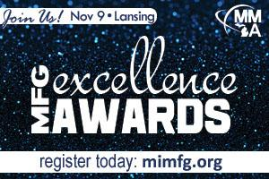 MMA MFG Excellence Awards