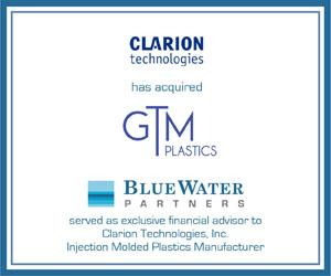 Bluewater Partners October 2017 Tombstone-Clarion