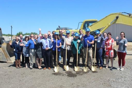 richettmedia groundbreaking