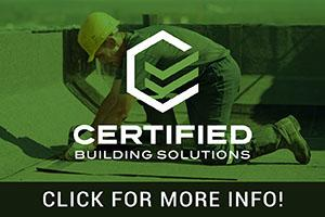 Certified Building Solutions 2018 ROS Rectangle Ad