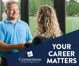 Cornerstone University 2-19-2018 sponsored content ROS ad