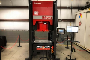 AJACS First to Provide Next Generation Of Amada Servo Stamping Presses In West Michigan