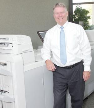 2012 SBA Michigan Small Business Person of the Year: John Lowery, president, Applied Imaging