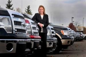 Grand Rapids-based Fox Motor Group plans to be less active in seeking deals over the next 12 months, but expects to ramp up activity again in 2016, said Diane Maher, president and COO of parent company DP Fox Ventures LLC.