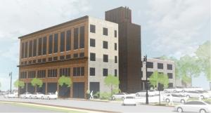 A project at the Kregel Building at 759 Wealthy St. SE will feature 63 total residential units, with 37 of them being reserved for people earning 60 percent of the Area Median Income (AMI). The building also will offer 12,445 square feet of ground-floor commercial space.