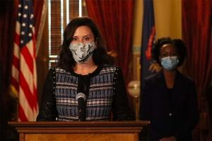 Whitmer urges lawmakers to pass mask mandate as infection rates rise