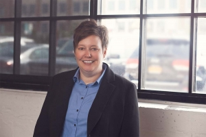 Kalamazoo City Commissioner and Equality Michigan Executive Director Erin Knot
