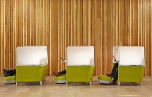 The Steelcase Brody WorkLounge