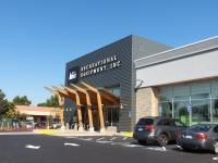 Outdoor retailer REI plans a store near Woodland Mall in Grand Rapids. Shown is the retailer's storefront in Dublin, Ohio.