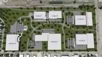 Developer Franklin Partners LLC will now help to market the former General Motors Stamping Plant known as Site 36 Industrial Park in Wyoming. The site could include multiple buildings totaling upwards of 1 million square feet.