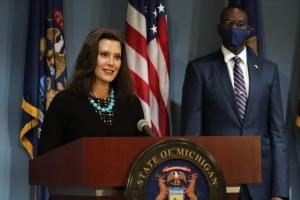 Gov. Whitmer offers details on state's $24 million Futures for Frontliners program