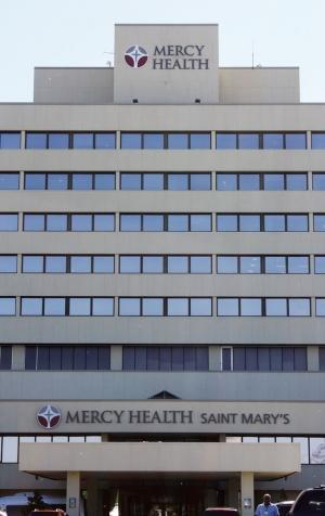 Mercy Health Saint Mary's in Grand Rapids received state approval to move forward on two renovation projects at its campus.
