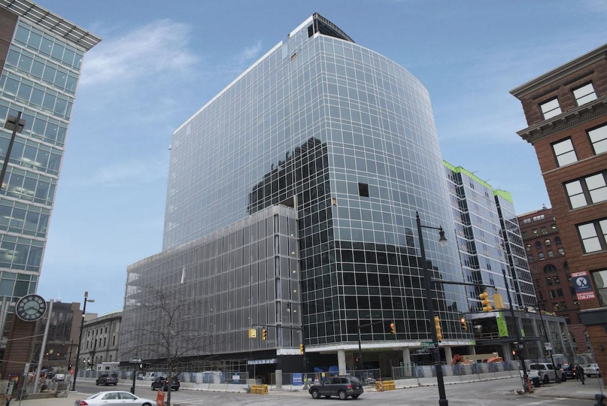 With Van Wyk Risk Solutions lease, Warner Building in downtown GR fills up
