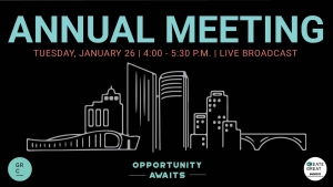 Grand Rapids Chamber presents the 133rd Annual Meeting