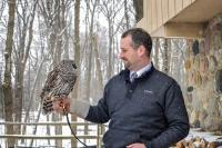 Jason Meyer, president and CEO of Blandford Nature Center.