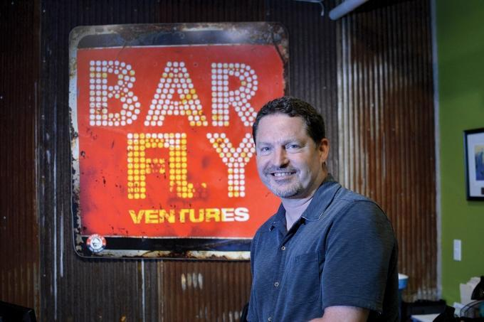 Mark Sellers, founder and owner of BarFly Ventures LLC.