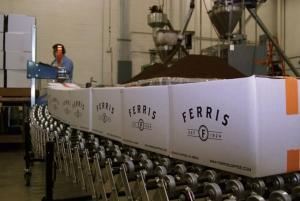 Ferris Coffee & Nut plans a 10,000-square-foot addition to its production facility in downtown Grand Rapids to accommodate further growth. The $1.3 million project also includes an office renovation.