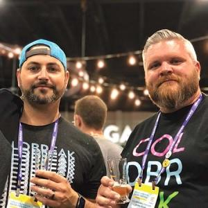 Boyd Culver and Chris Musil, founders of Coldbreak.