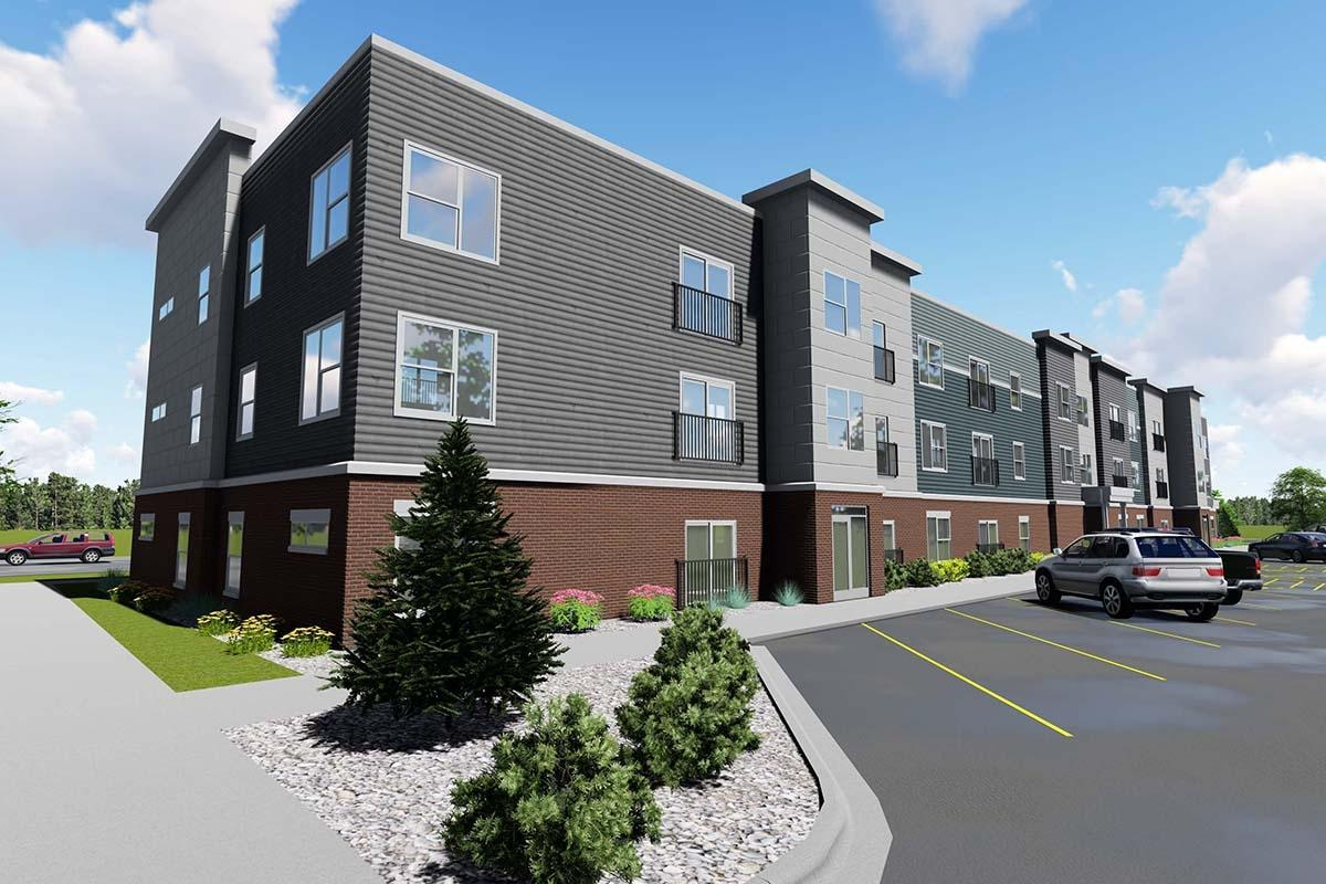 Developer breaks ground on west side Grand Rapids affordable housing project