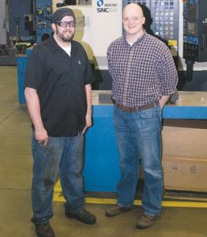 Manufacturer opts to grow its own talent