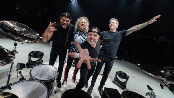 HERO OF THE DAY? Heavy metal band Metallica grants $100K to GRCC for welding program