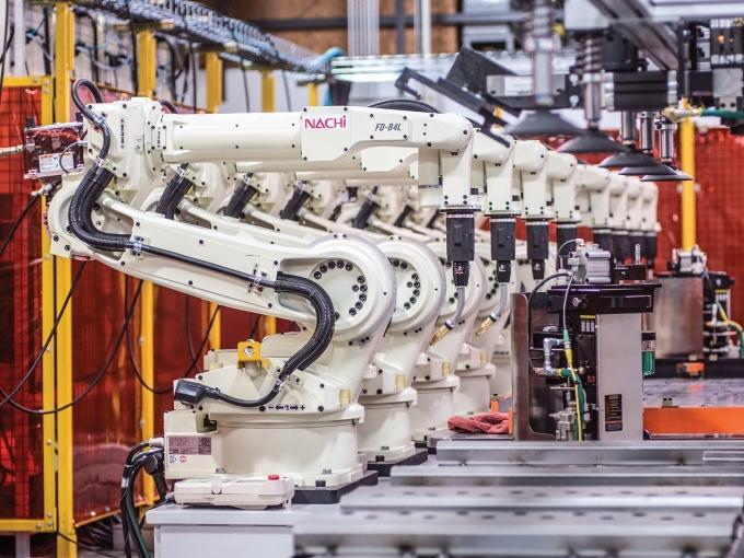 The new federal tax reform law allows manufacturers to deduct the cost of automation equipment in one year, rather than over a period of years. Experts say the changes could result in a wave of new orders for capital equipment suppliers.