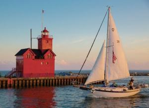 Lakeshore towns including Holland experienced strong tourism activity so far this year. Although official numbers are not yet available, sources said travel on the fringes of the peak season has bolstered activity across the region, thanks in part to an improved economy and to the Pure Michigan marketing push.