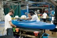 MADE IN MICHIGAN: Ameriform Inc. employs 260 people in Muskegon. The company, which makes thermoformed plastic kayaks and canoes via its Sun Dolphin division, is in the middle of a $7.5 million expansion project to add capacity and better meet demand from big-box retailers such as Dick's Sporting Goods. Ameriform also makes a line of portable sanitation products through its Five Peaks Technology LLC division.