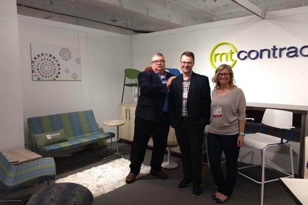 MT Contract resurrects familiar products at NeoCon debut