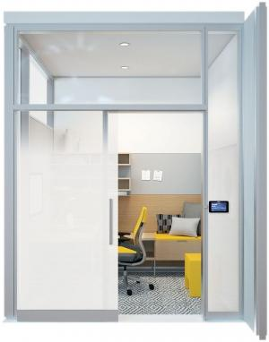 "Steelcase believes its new ""Susan Cain Quiet Spaces by Steelcase"" brand will help workers better engage with their work."