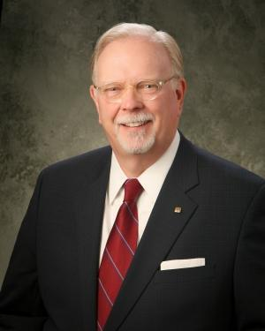 Art Johnson, president and CEO of United Bank of Michigan