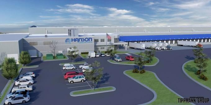 Hanson Logistics plans frozen fruit, vegetable warehouse in South Haven