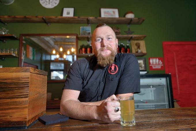 Jason Lummen, Owner of The Peoples Cider Co. LLC